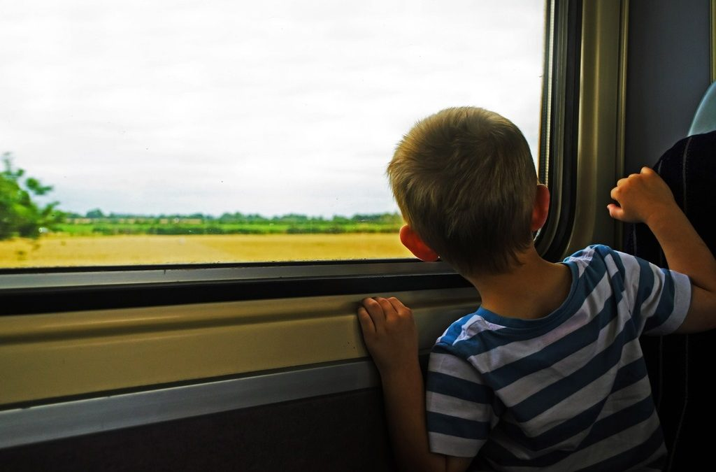 How to Travel Abroad with Children